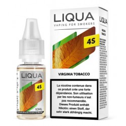 Virginia Tobacco - Liqua 4S