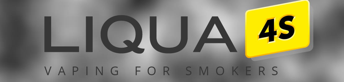 Liqua 4S - Vaping for smokers
